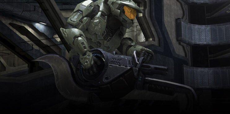 Halo Infinite Brute Shot Weapon Halo 3