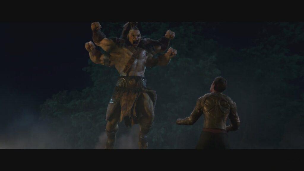 Mortal Kombat Jax 2021 Movie Wallpaper