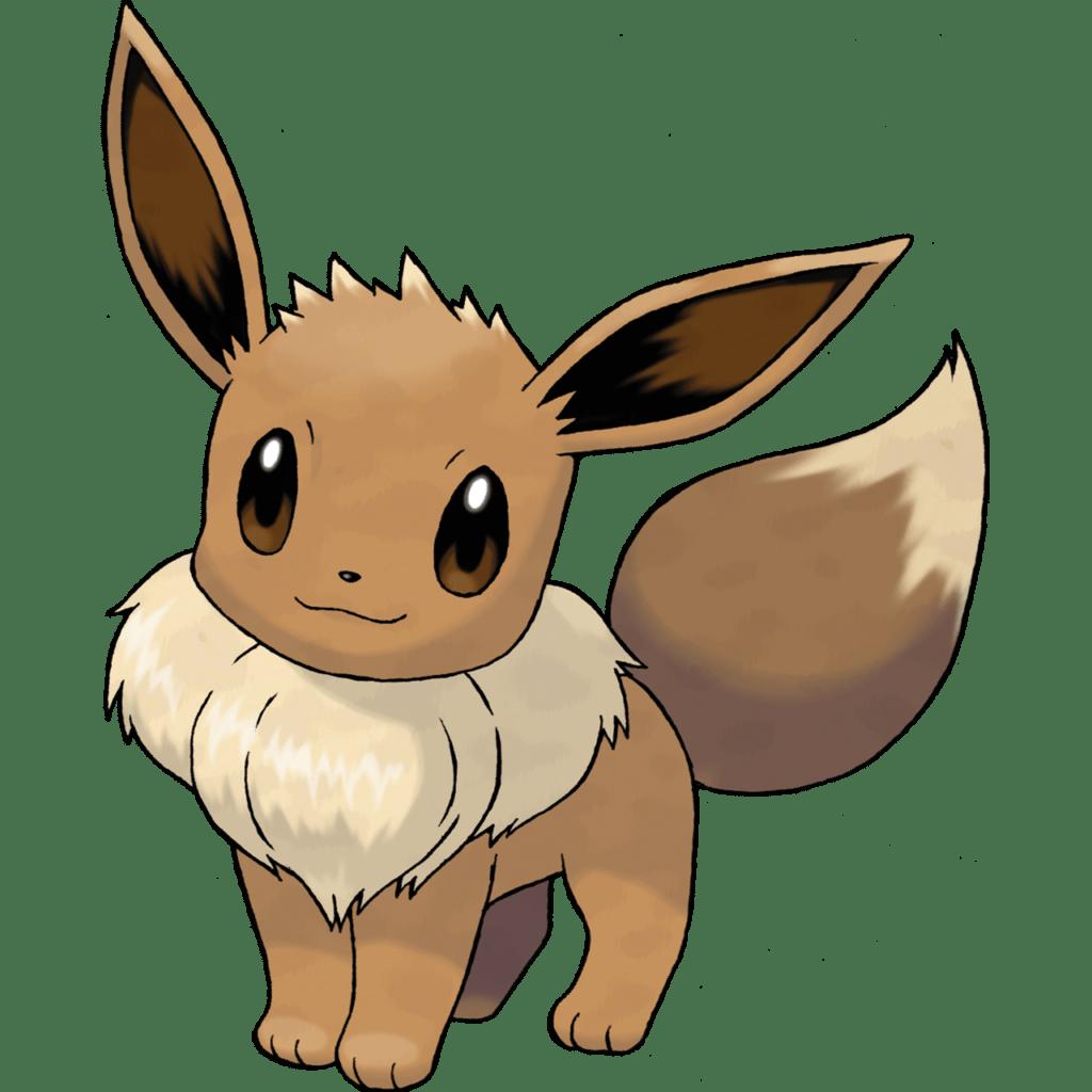The Pokemon Eevee (How to evolve Eevee into Espeon Pokemon Go)