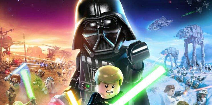 Lego Star Wars: The Skywalker Saga official artwork