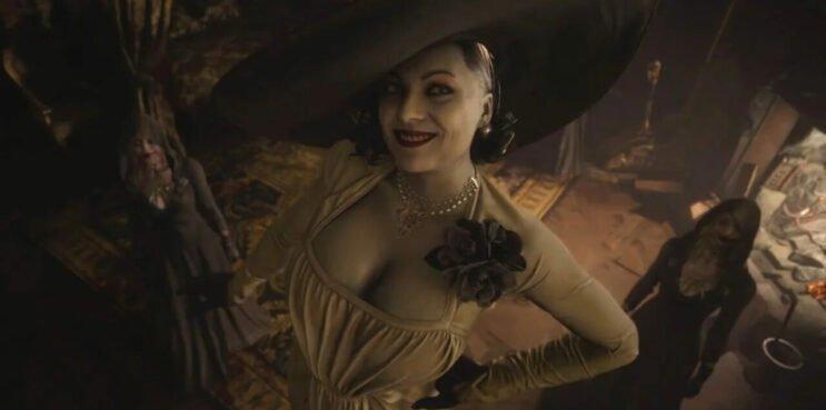 Resident-Evil-Village-Tall-Vampire-Lady-Smiling