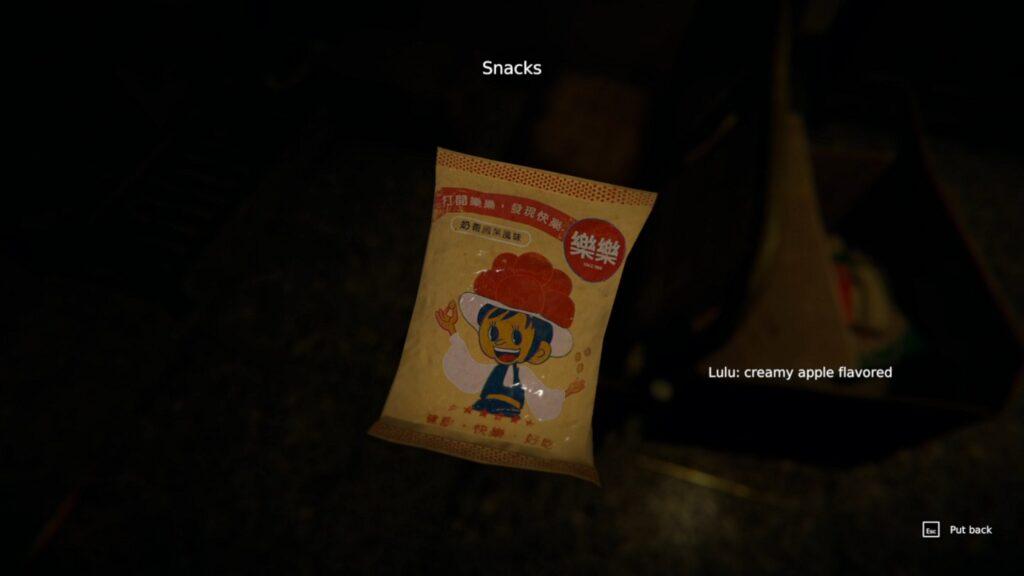 Devotion: A bag of chips
