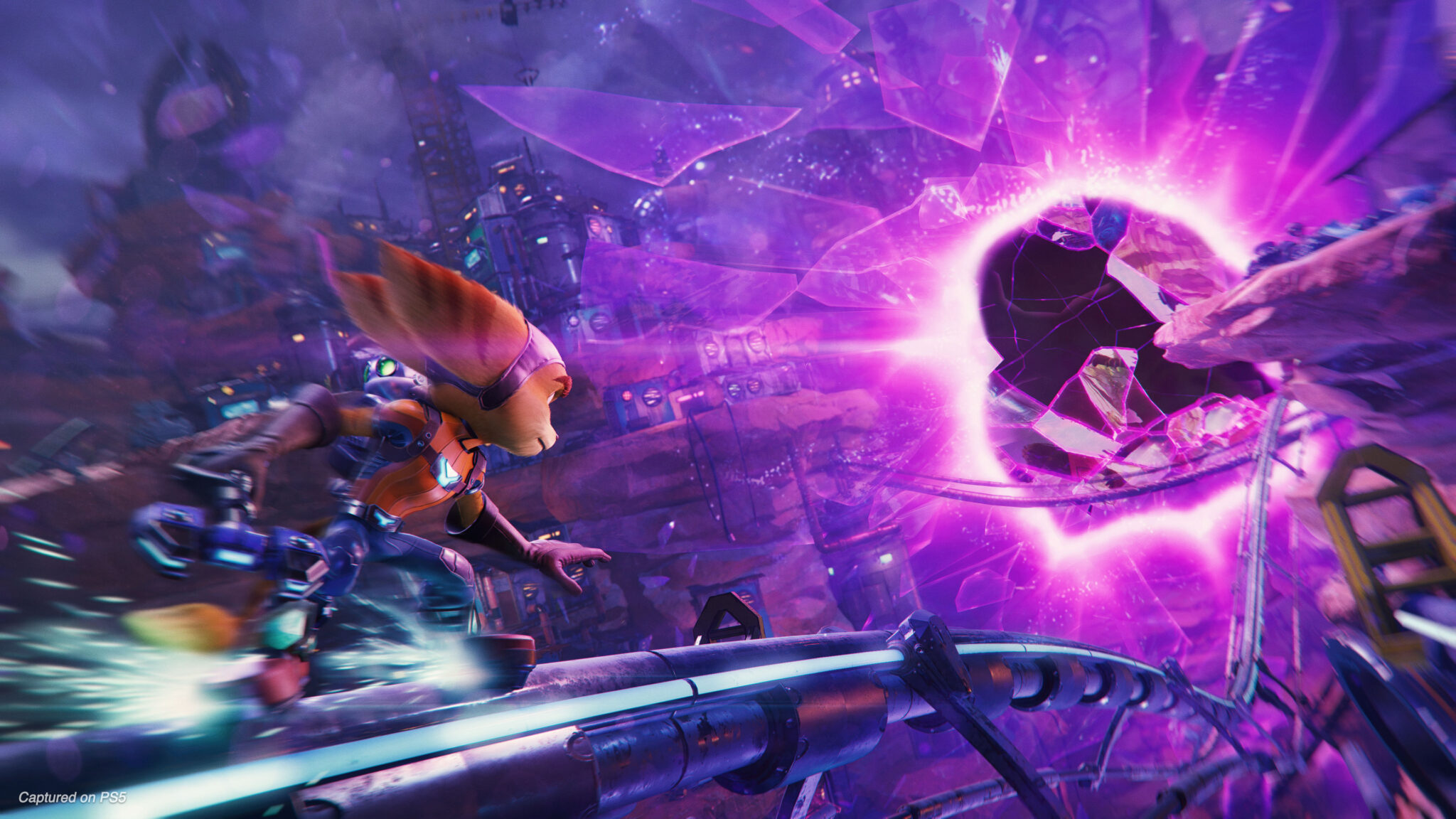 Who is Rivet in Ratchet and Clank: Rift Apart? - The Click