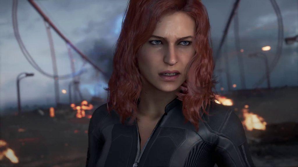 Marvel's Avenger Black Widow