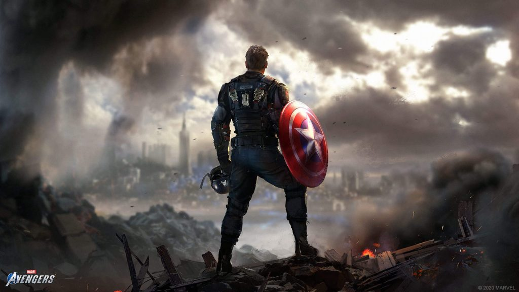 Marvel's Avengers Captain America
