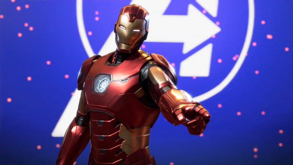 Marvel's Avengers Iron Man A Day