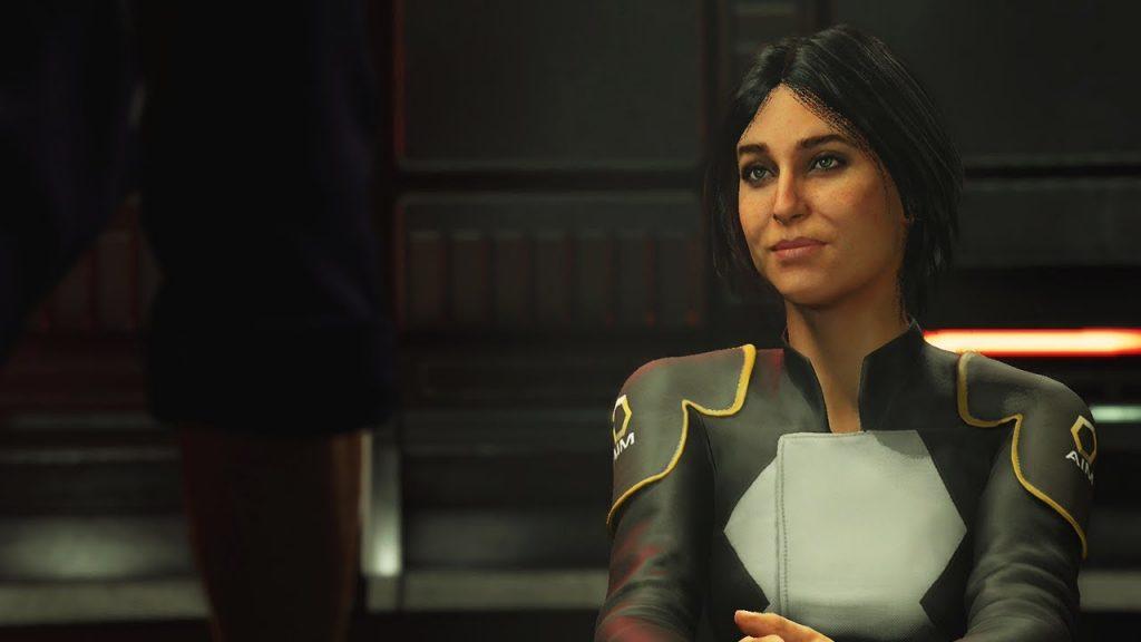 Marvel's Avengers Monica Rappacini