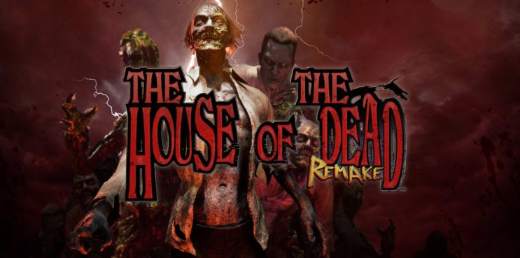 House of the Dead Remake Key Art