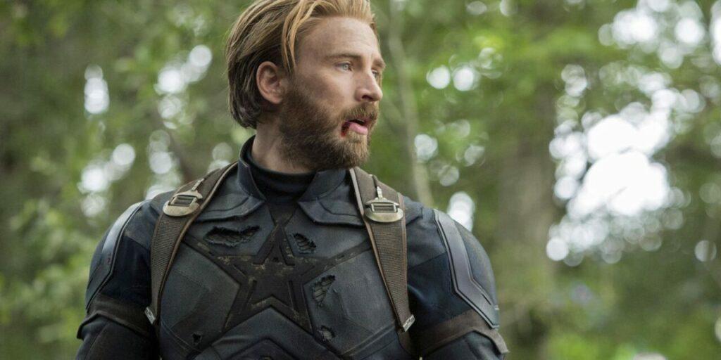 Avengers Game MCU Skins Captain America Infinity War