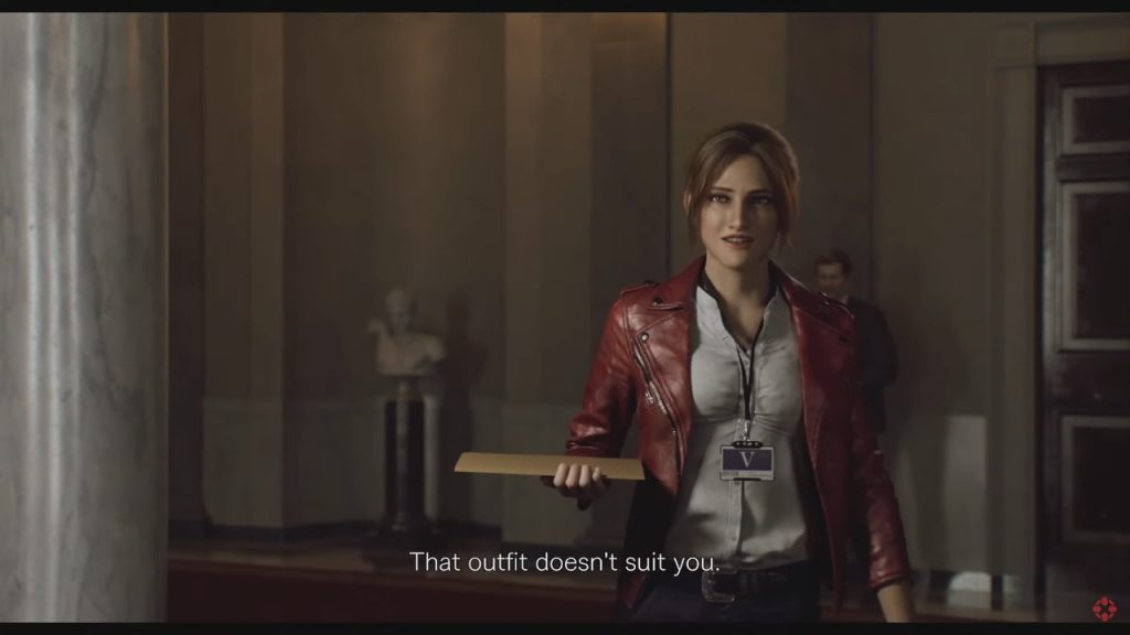 Resident Evil Infinite Darkness Claire