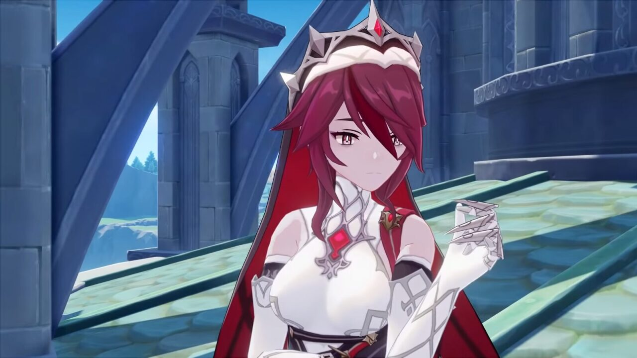 Genshin Impact 20 Things You Probably Don't Know About Rosaria ...