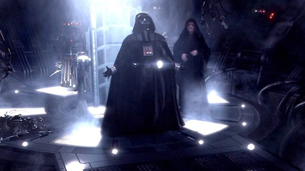 Star Wars Episode 3 Darth Vader No Scream