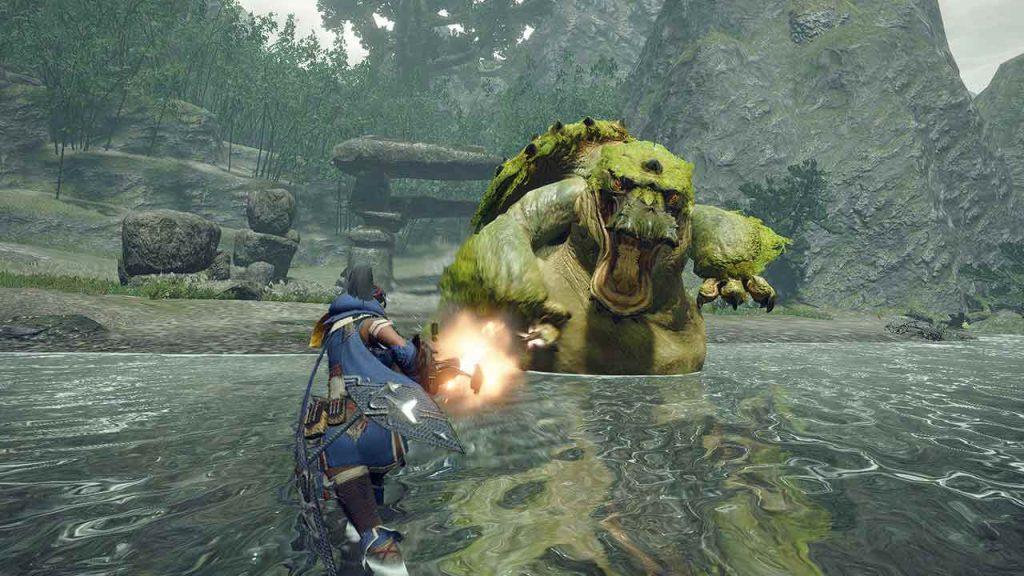 Monster Hunter Rise Tetranodon
