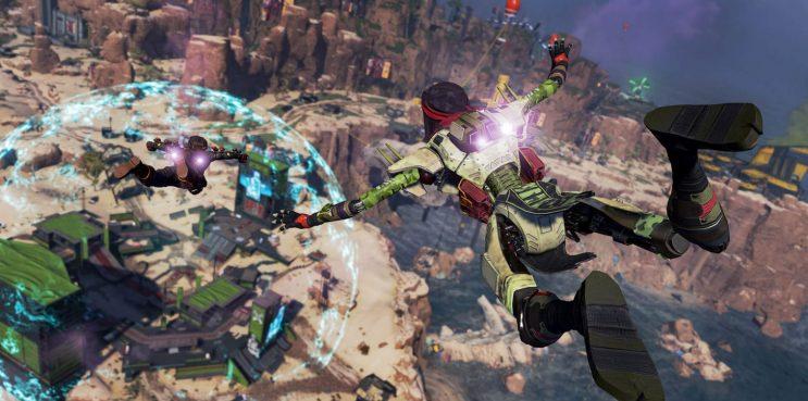 Apex Legends Season 8 War Games Ultra Zones