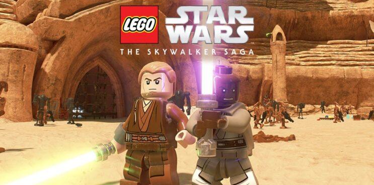 lego star wars delayed
