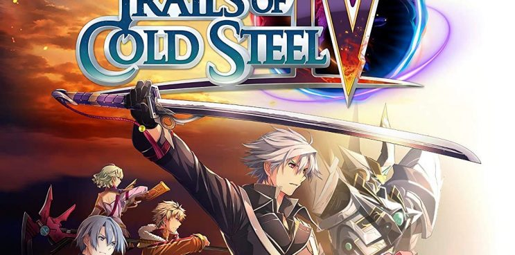 Trails of Cold Steel IV Boxart
