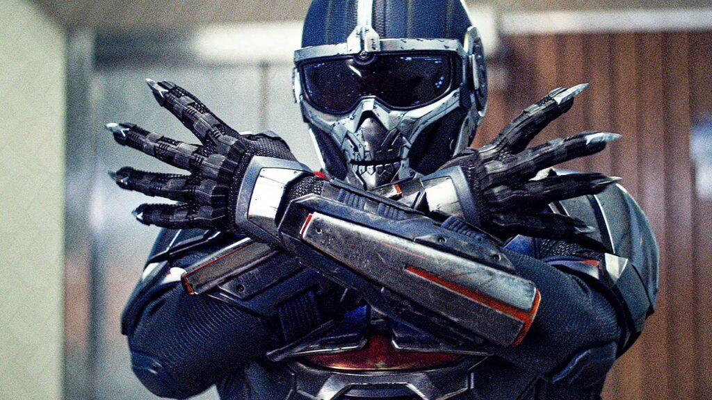 New Black Widow Character Posters Taskmaster