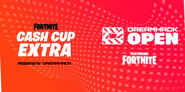 Fortnite DreamHack May 2021 Key Art