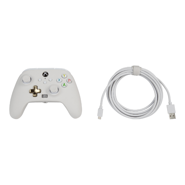 PowerA Enhanced Wired Controller Review Xbox One Xbox Series X Xbox Series S Detachable USB Wire 3m 10ft