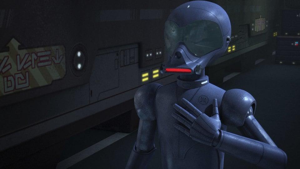 Star Wars Droid Ranking AP-5