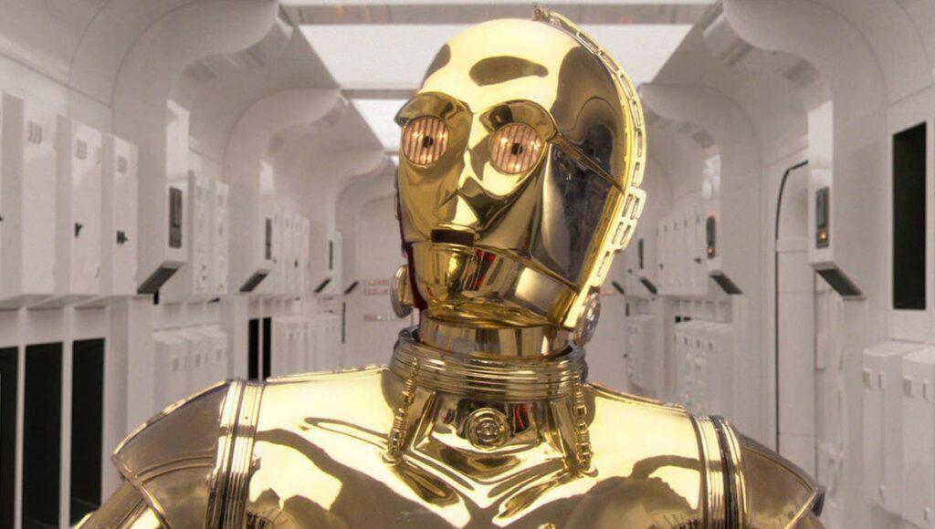 Star Wars Droid Ranking C-3PO