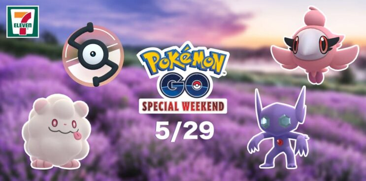 Pokemon Go Mexico Special Weekend title image (Global special weekend)
