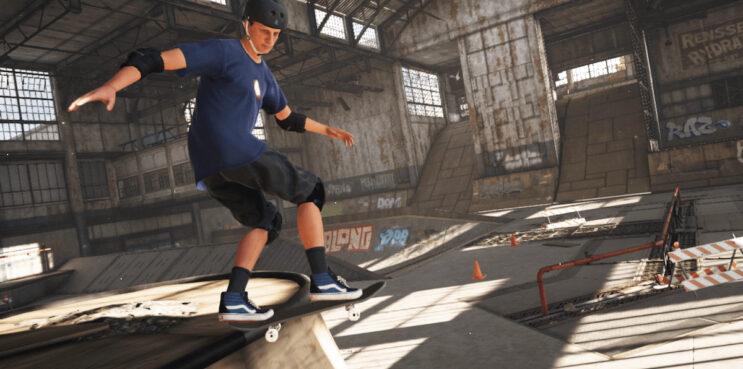 Tony Hawk Pro Skater 1 and 2 Switch