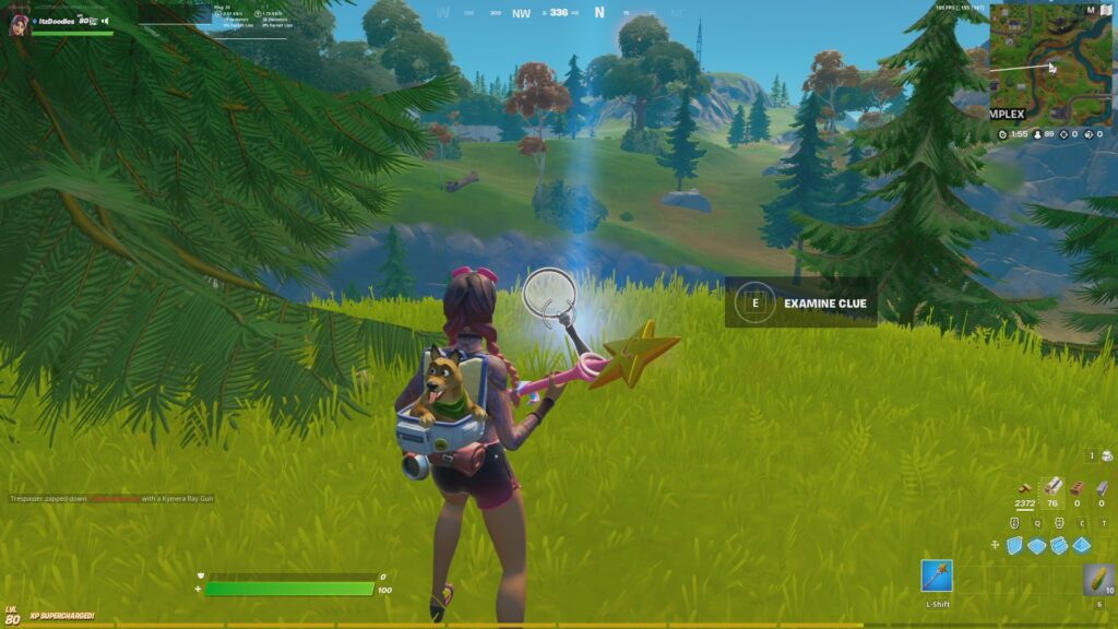 Fortnite Chapter 2 Season 7 Week 4 Search the farm for clues 3