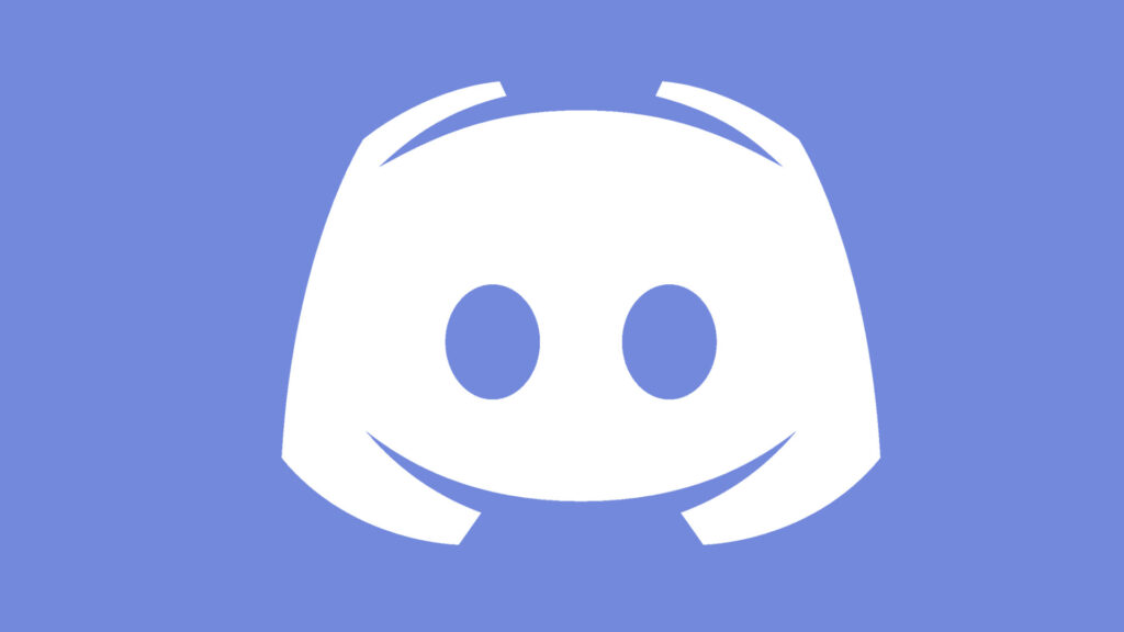 The simplified Discord Logo
