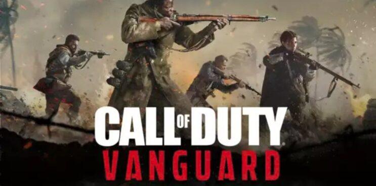 Call of Duty Vanguard Leaked Art
