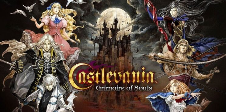 castlevania grimoire of souls featured