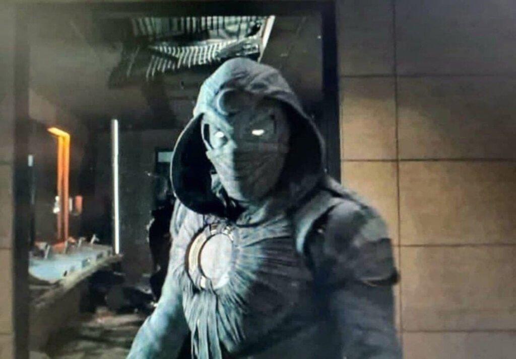 Potential Moon Knight Costume leak
