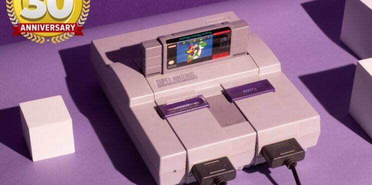 Super Nintendo 30th Anniversary