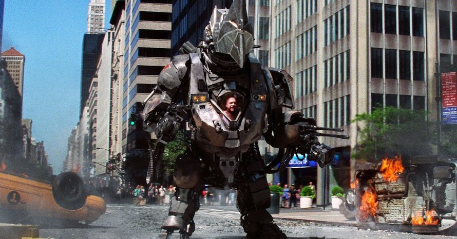 Rhino from The Amazing Spider-Man 2, a potential member of the Sinister Six.