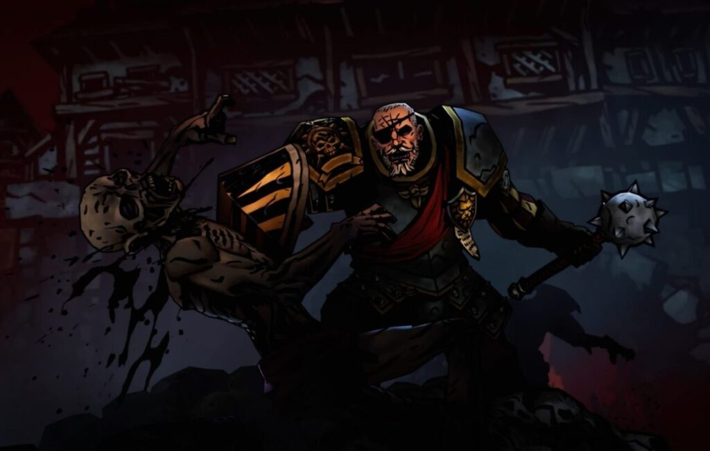 Darkest dungeon 2 screenshot used in early access piece