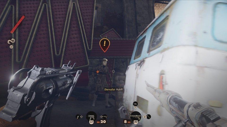 Deathloop Duel Wield Weapons