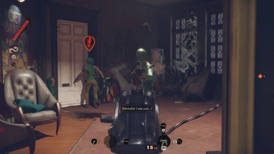 Deathloop Gunfight