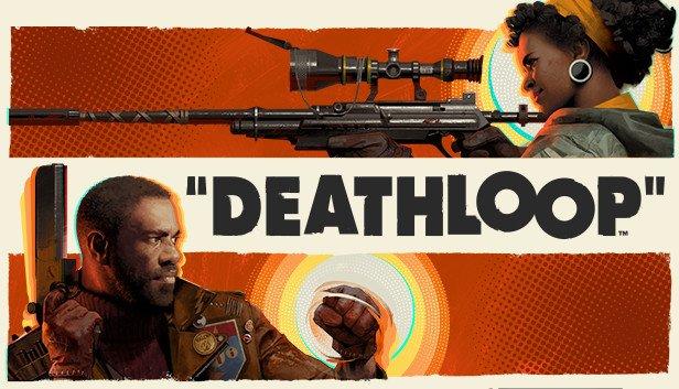 Deathloop Key Art