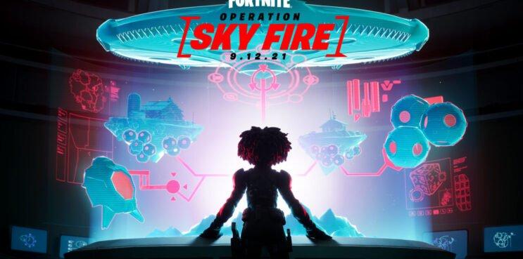 Fortnite Chapter 2 Season 7 Live Event Key Art