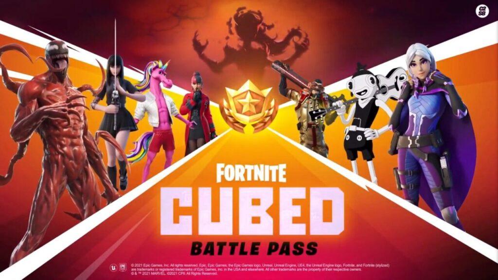 Fortnite Chapter 2 Season 8 Battle Pass Key Art