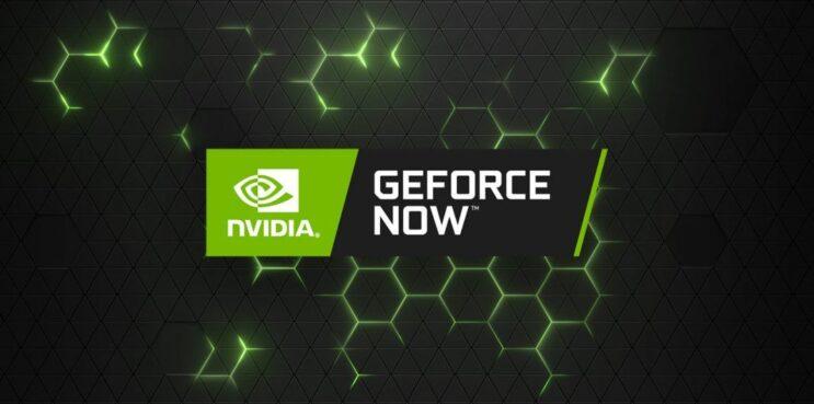 Nvidia GeForce Now Key Art