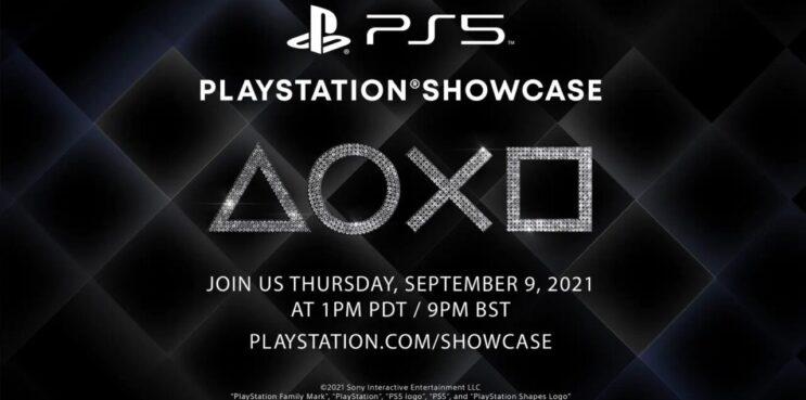 PlayStation Showcase September 9 2021 Key Art