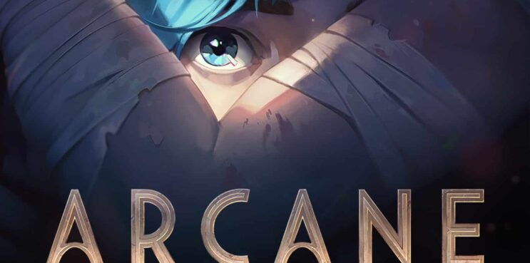 Arcane feature image used in League of Legends series piece