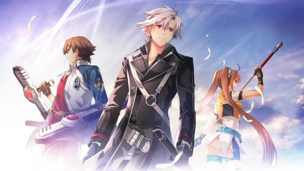 Trails of Cold Steel IV Protagonists