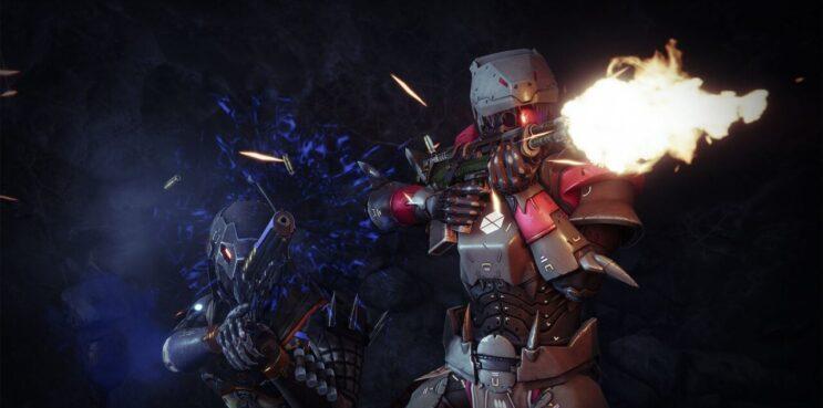 Destiny 2 FOTL end Guardians