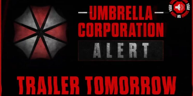Resident Evil Welcome To Raccoon City Trailer Announcement